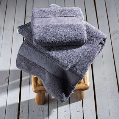 Ręcznik Cairo 70x140cm graphite