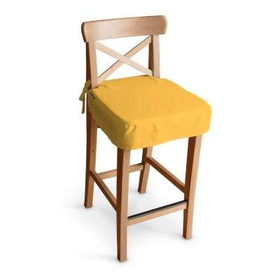 4-pack siedzisk na krzesło barowe Ingolf  133-40 Outlet sukienek na krzesła IKEA - Dekoria.pl