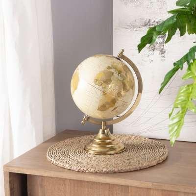 Dekoracja Globe Gold 32cm Dekoracje i ceramika - Dekoria.pl
