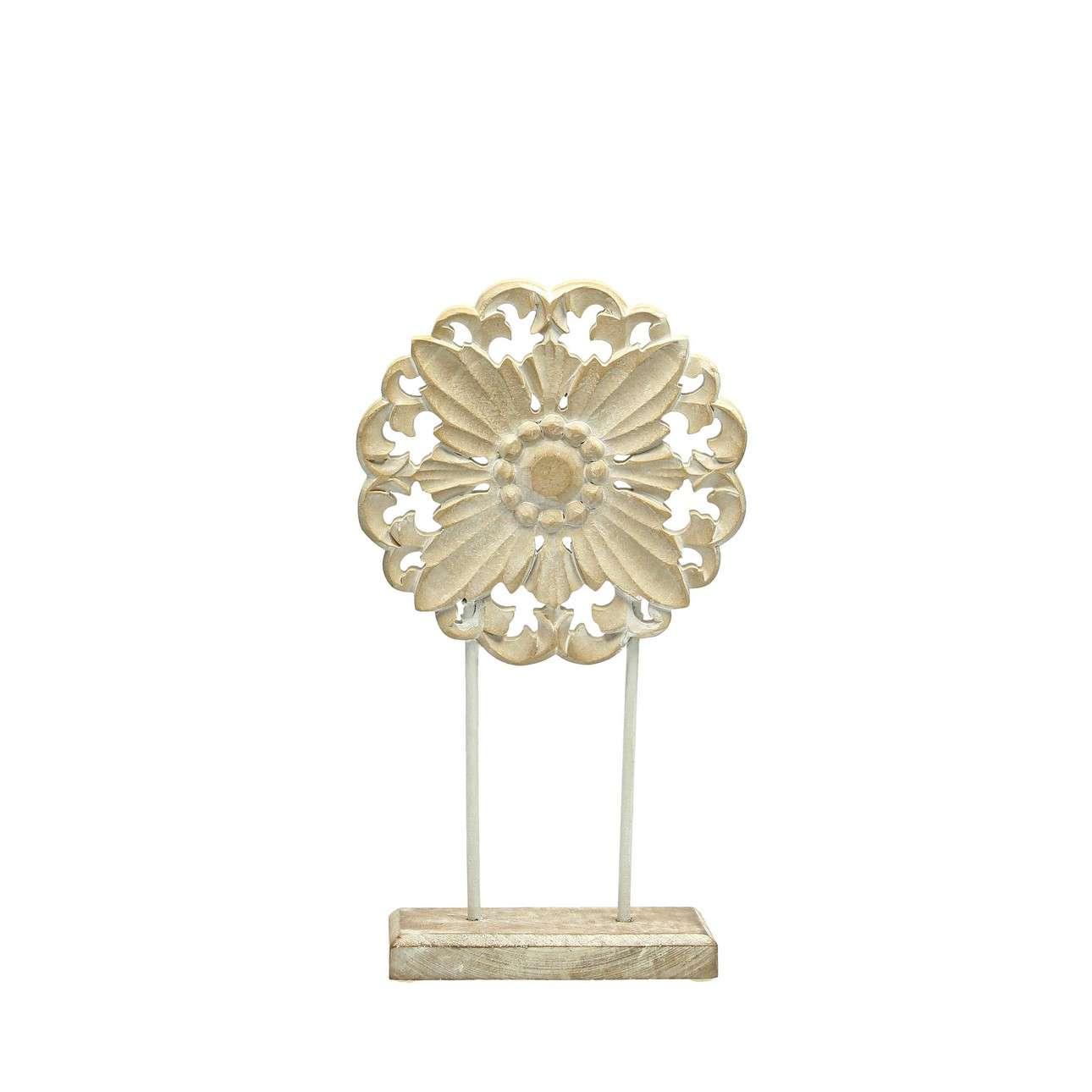 Dekoobjekt Oriental Flower 36cm