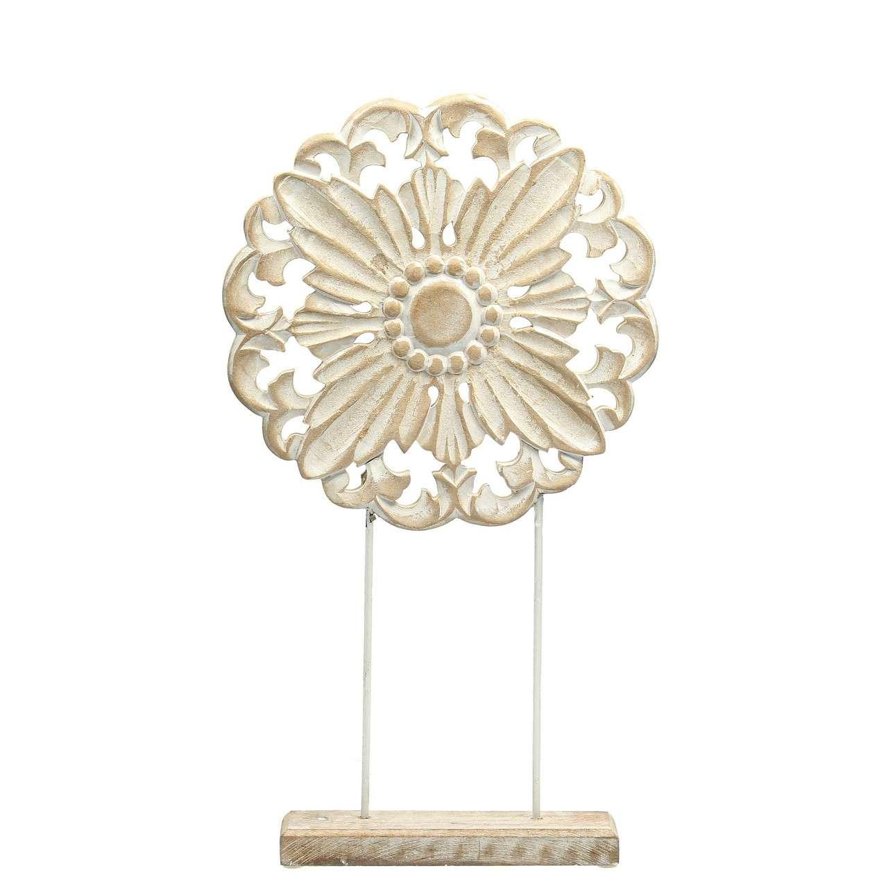 Dekoobjekt Oriental Flower 50cm