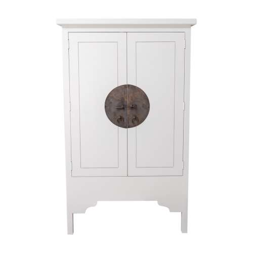 Büfettschrank Modern white 104x56x170 cm