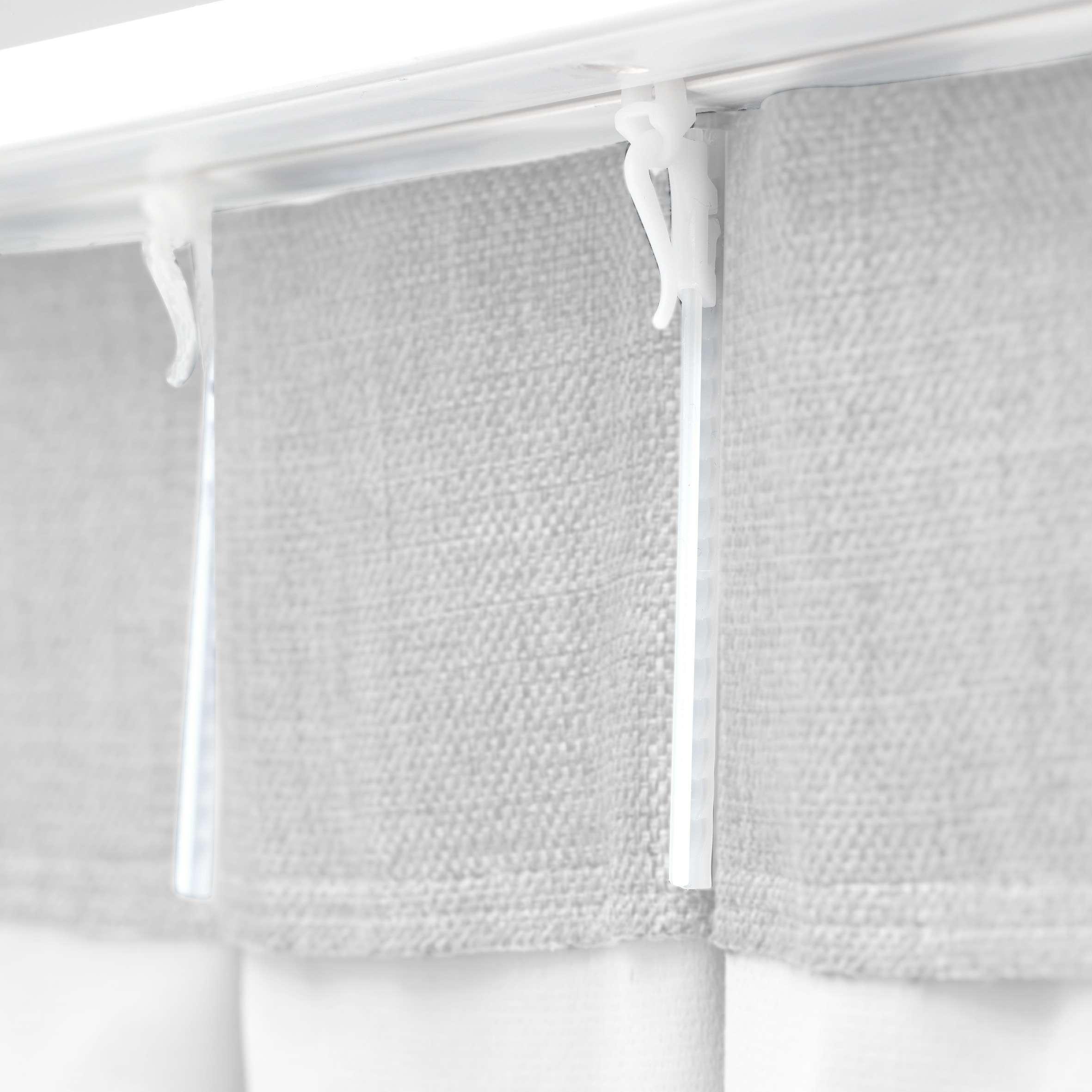 Firana woalowa na haczykach flex w kolekcji Woale, tkanina: 901-00