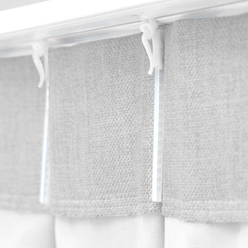 Firana woalowa na haczykach flex w kolekcji Woale, tkanina: 901-01