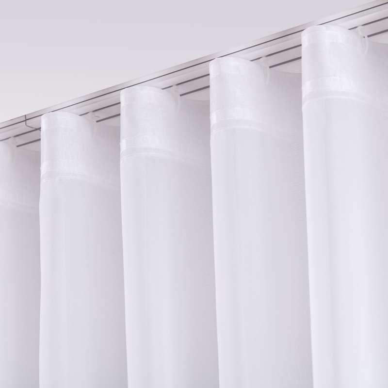 Záclona s riasením WAVE V kolekcii Voálové záclony, tkanina: 901-00