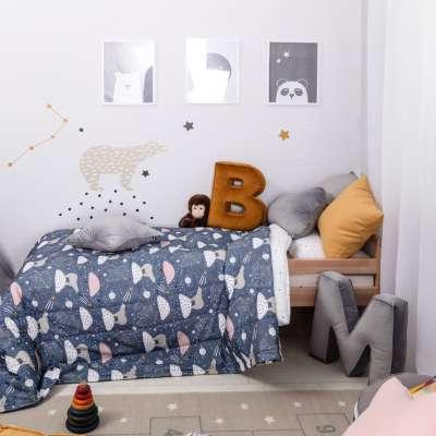 Zestaw naklejek Cosmic Bear Naklejki dekoracyjne - Yellowtipi.pl