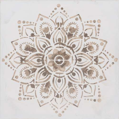 Obraz na płótnie Mandala I 60x60cm