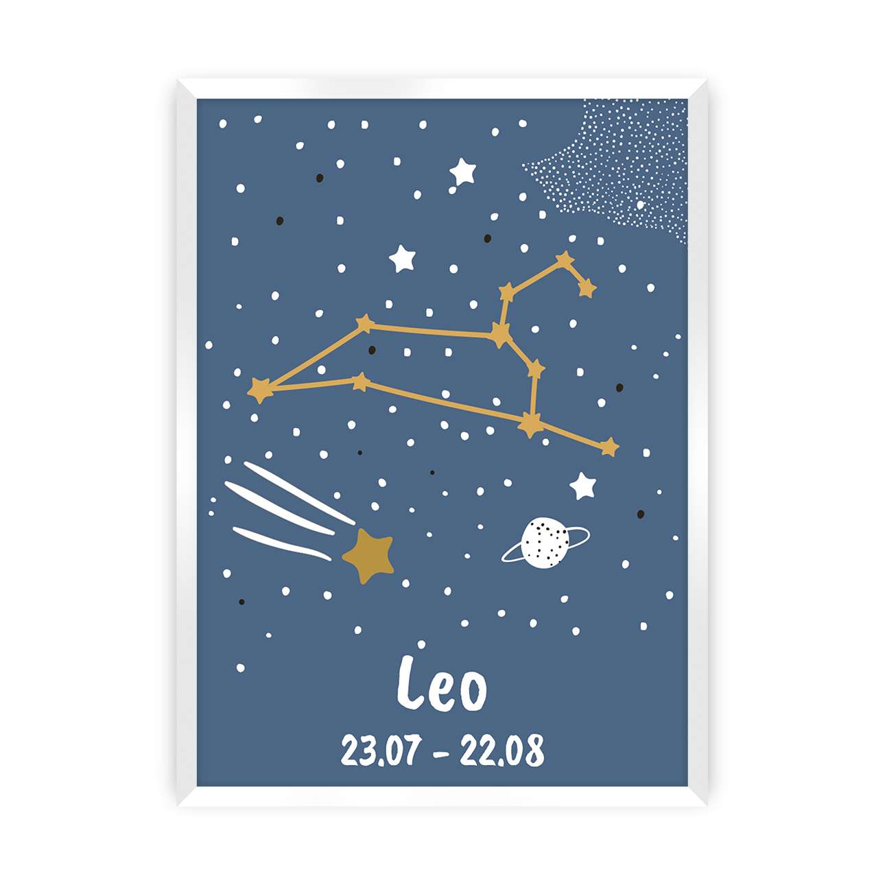 Zodiac Leo picture