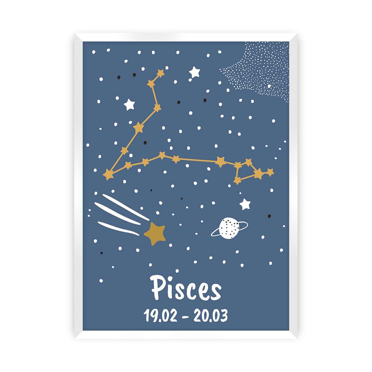 Obrazek Zodiac Pisces