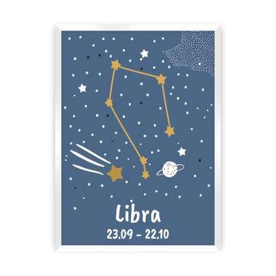 Obrazek Zodiac Libra Obrazy i plakaty - Yellowtipi.pl