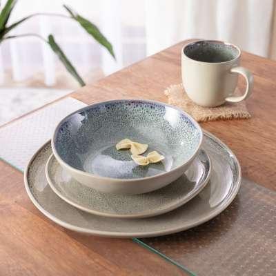 Miseczka Mystical Organic 19cm Ceramika i porcelana - Dekoria.pl