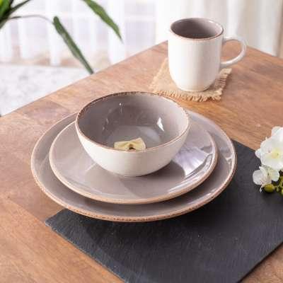 Dessertteller Simply Gray 22cm