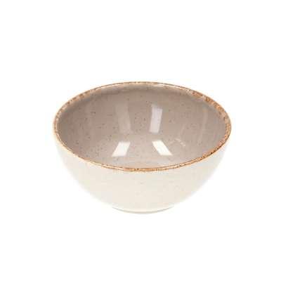 Miseczka  Simply Gray 15cm Ceramika i porcelana - Dekoria.pl
