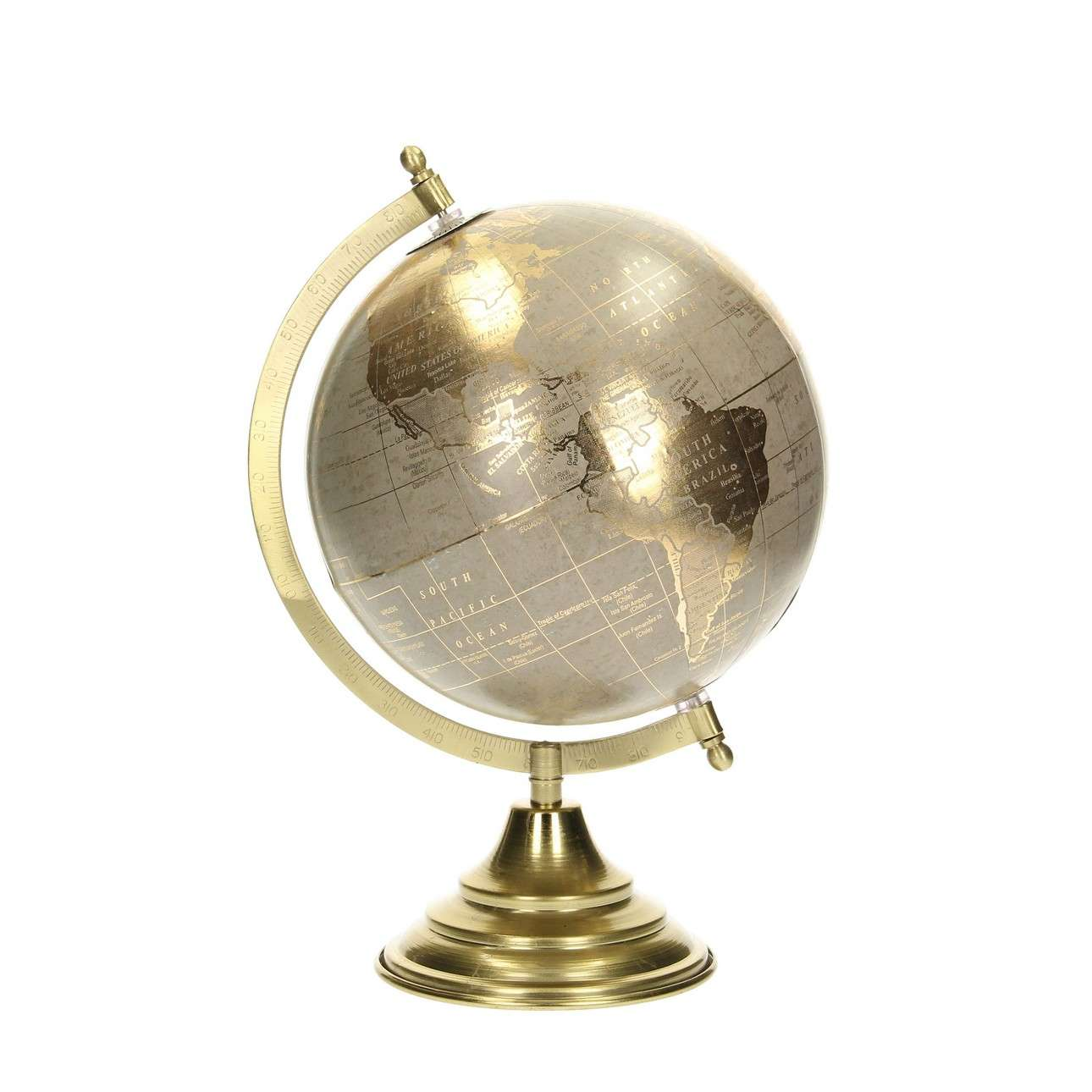 Dekoration Globe Gray 32cm