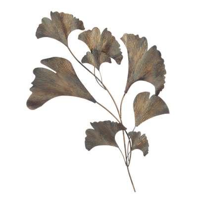 Wanddekoration Ginkgo Leaf Wandobjekte - Dekoria.de