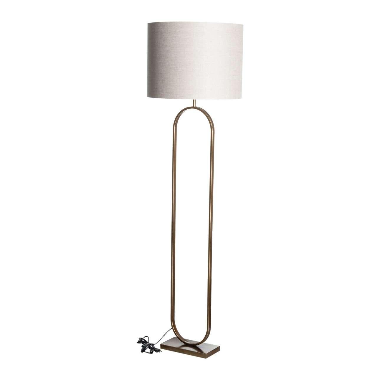 Stehlampe Mira Light Beige 181 cm