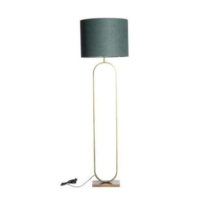 Lampa podłogowa Mira Emerald Green 181cm