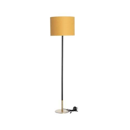 Stojací lampa Hailey Yellow 163cm