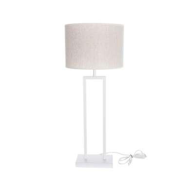 Tischlampe Snow White 78cm Tischlampen - Dekoria.de