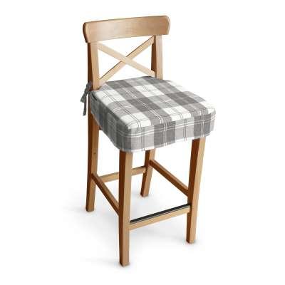4-pack siedzisk na krzesło barowe Ingolf o kodzie 115-79 Outlet sukienek na krzesła IKEA - Dekoria.pl