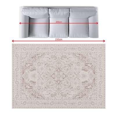 Teppich Lineo Modern Rose wool mink 160x230cm