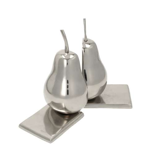 Podpórki do książek Pear 19cm