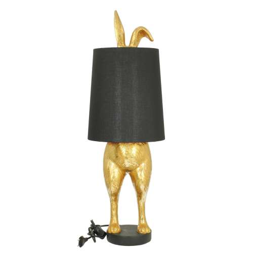 Lampa stołowa Gold Rabbit 74cm