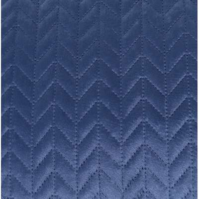 Narzuta na łóżko Silky Chic 220x240cm royal blue