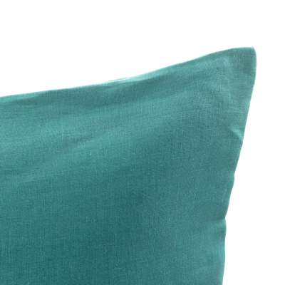 Poszewka Linen 50x60cm emerald green