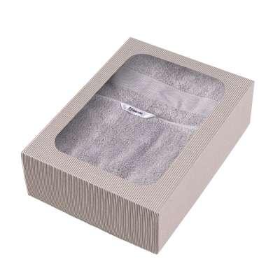 Komplet ręczników Cairo 3 szt. grey