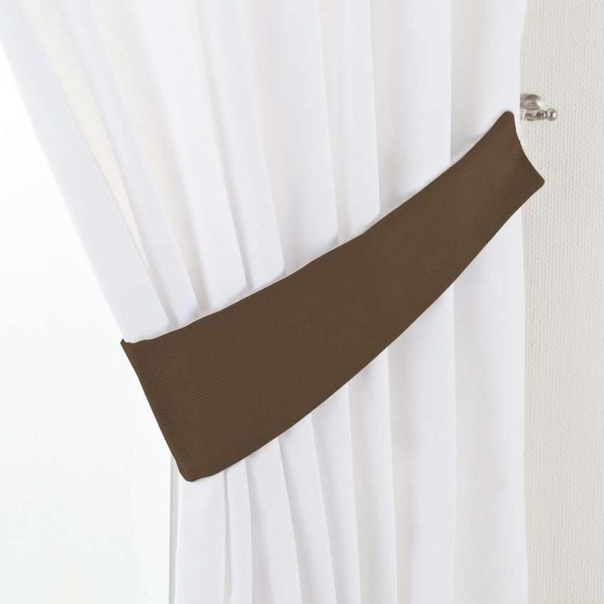 Raffhalter Victoria 12 x 70 cm von der Kollektion Cotton Panama, Stoff: 702-02