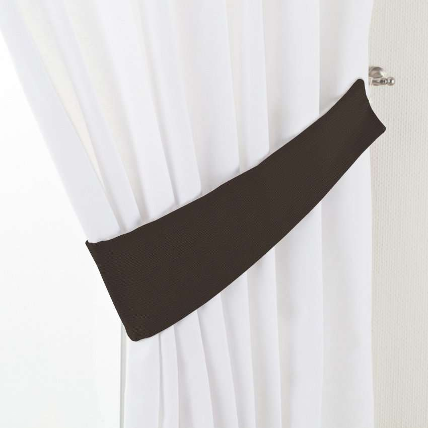 Užuolaidų parišimas Victoria 12 x 70 cm kolekcijoje Cotton Panama, audinys: 702-03