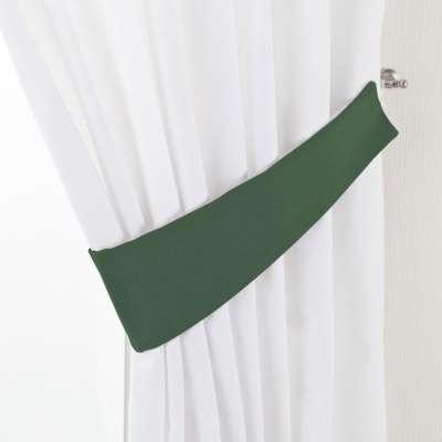 Victoria tieback 702-06 dark green Collection Panama Cotton