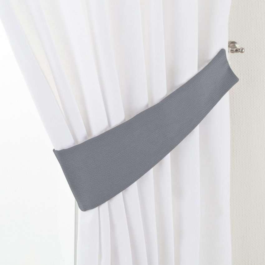 Raffhalter Victoria 12 x 70 cm von der Kollektion Cotton Panama, Stoff: 702-07