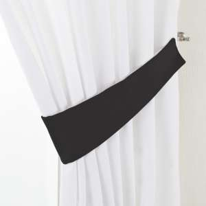 Raffhalter Victoria 12 x 70 cm von der Kollektion Cotton Panama, Stoff: 702-08