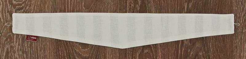 Užuolaidų parišimai Victoria 12 x 70 cm kolekcijoje Linen , audinys: 392-03