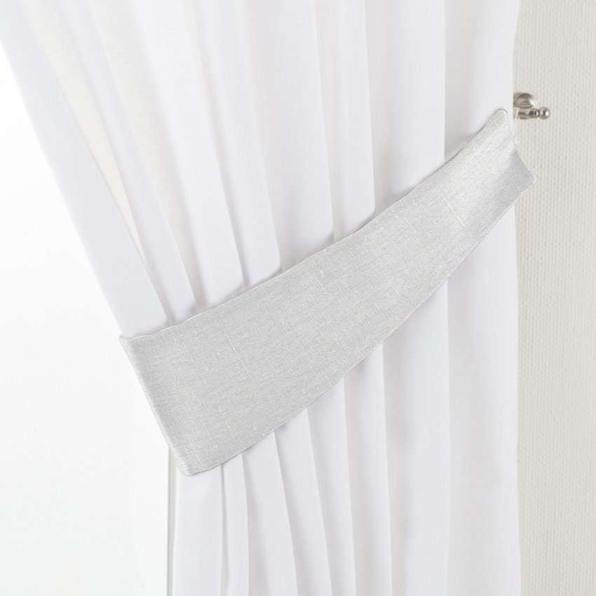 Podwiązka Victoria 12 x 70 cm w kolekcji Linen, tkanina: 392-04
