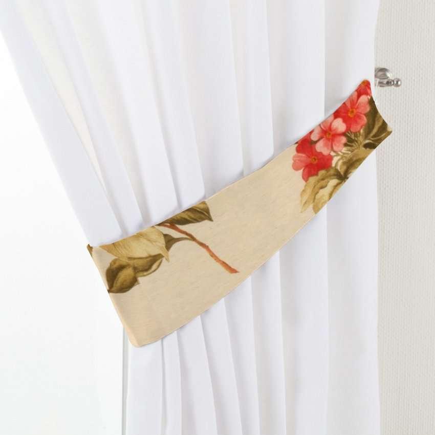 Úchyt Victoria, 1ks V kolekcii Londres, tkanina: 123-05