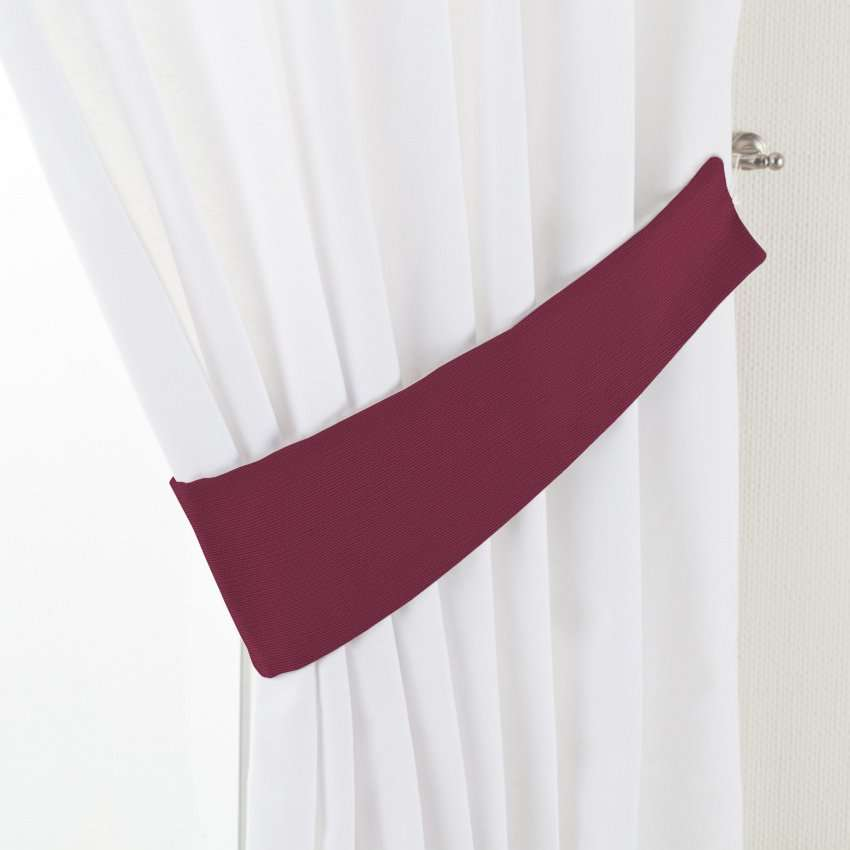 Gardinomtag Victoria 12 x 70 cm i kollektionen Panama Cotton , Tyg: 702-32