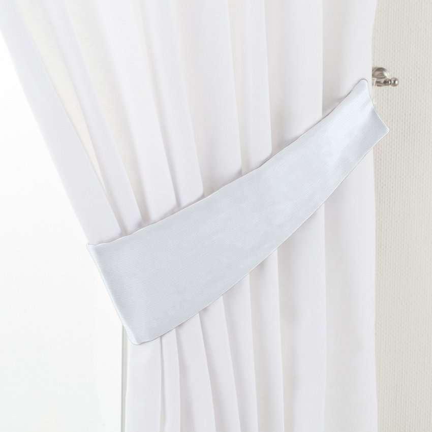 Raffhalter Victoria 12 x 70 cm von der Kollektion Cotton Panama, Stoff: 702-34