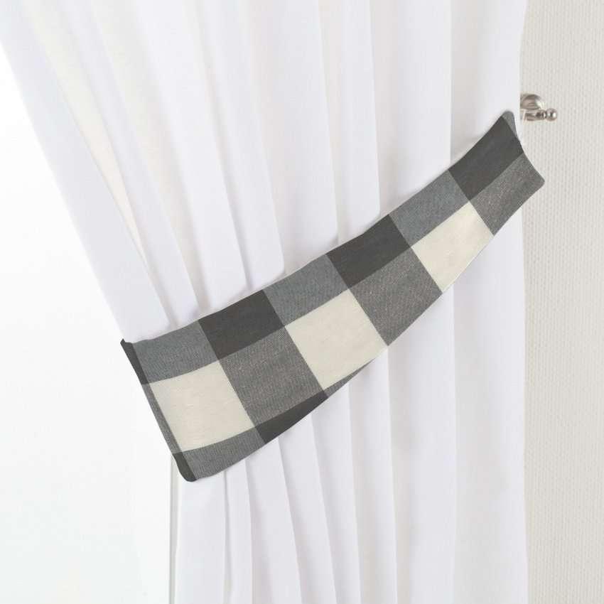 Podwiązka Victoria w kolekcji Quadro, tkanina: 136-13