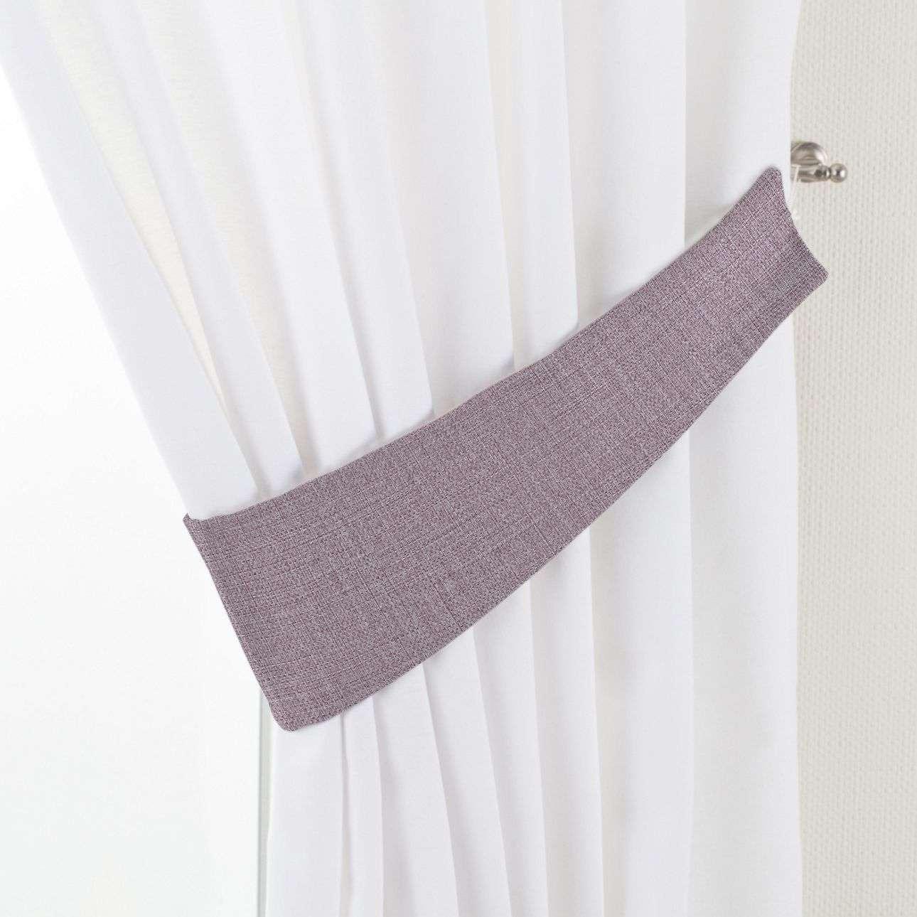 Raffhalter Victoria, violett, 12 × 70 cm, Blackout (verdunkelnd) | Heimtextilien > Gardinen und Vorhänge > Raffhalter | Dekoria