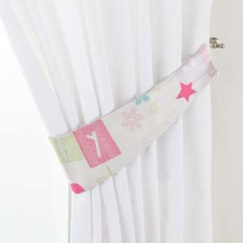 Raffhalter Victoria von der Kollektion Little World, Stoff: 141-51