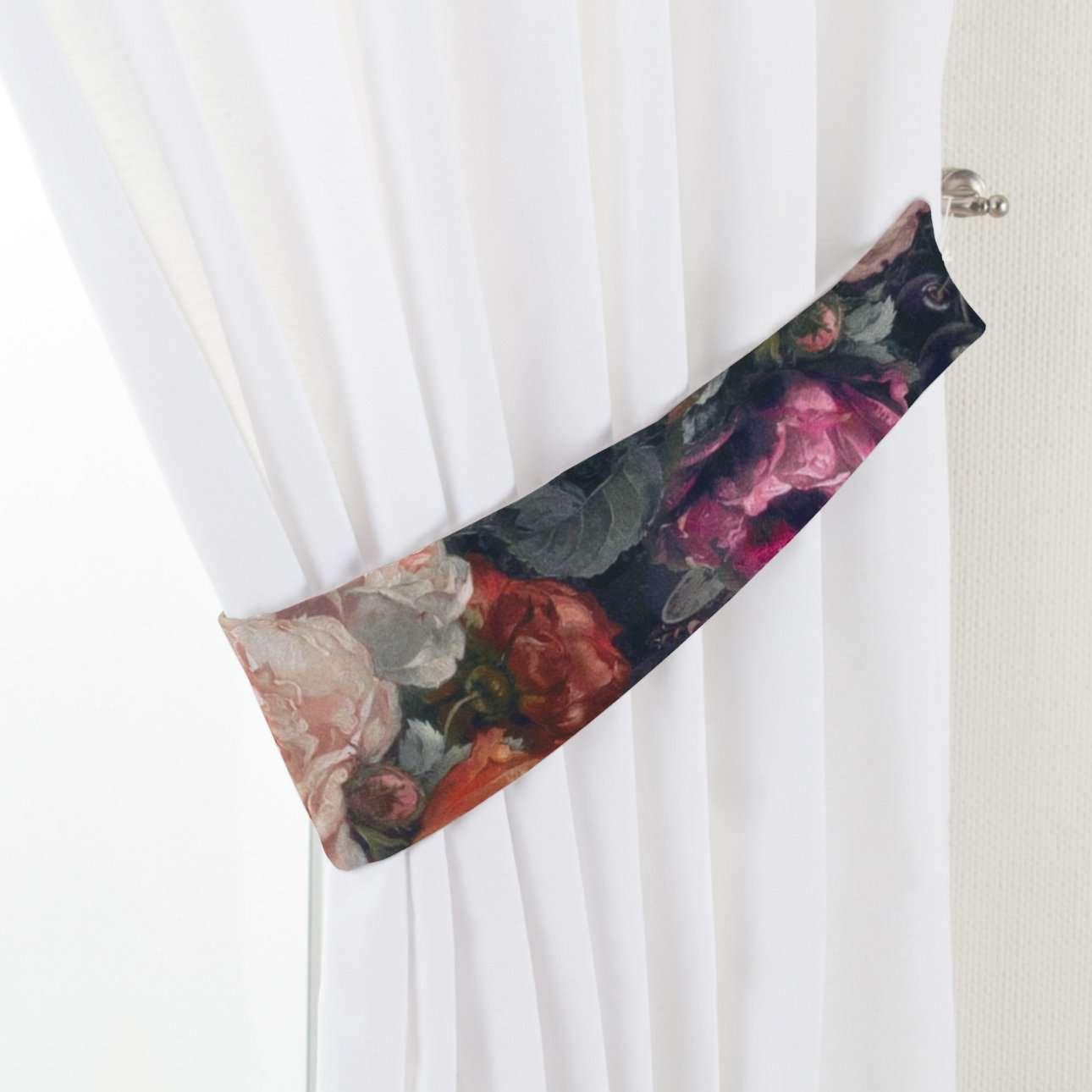 Úchyt Victoria, 1ks V kolekcii Gardenia, tkanina: 161-02