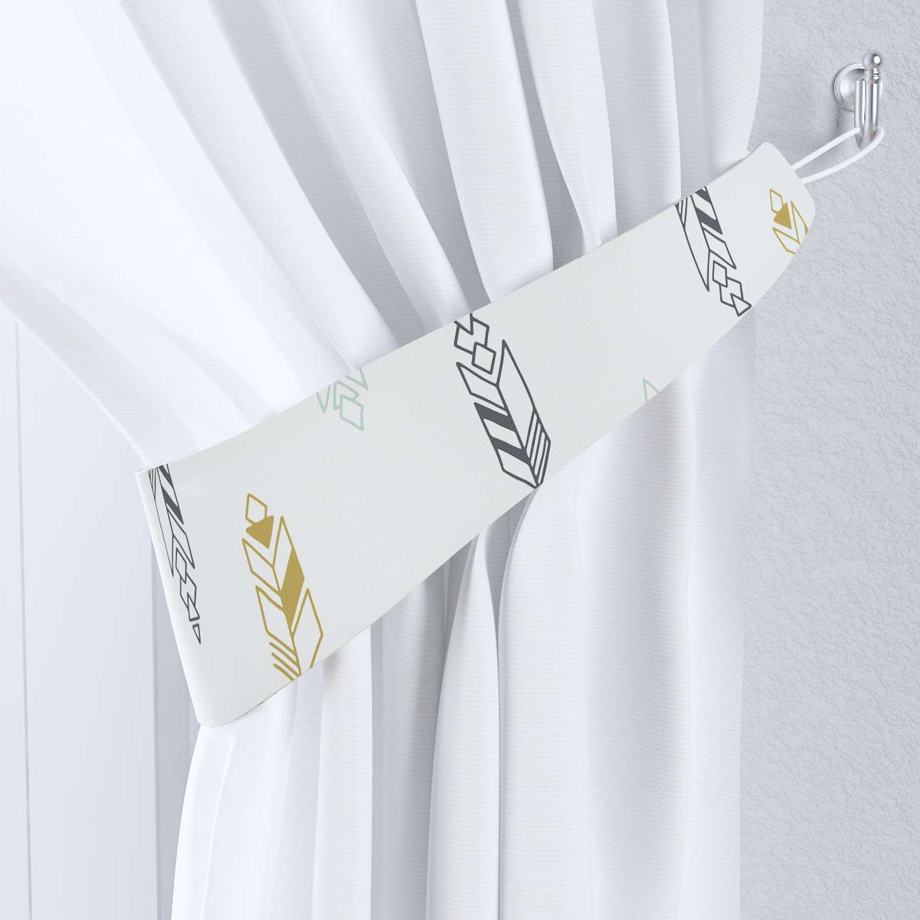 Garter in collection Magic Collection, fabric: 500-07