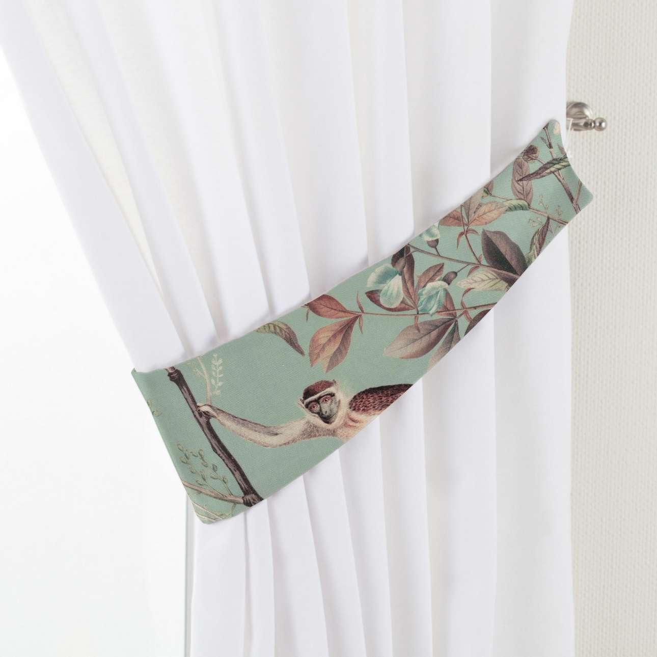 Podwiązka Victoria w kolekcji Tropical Island, tkanina: 142-62