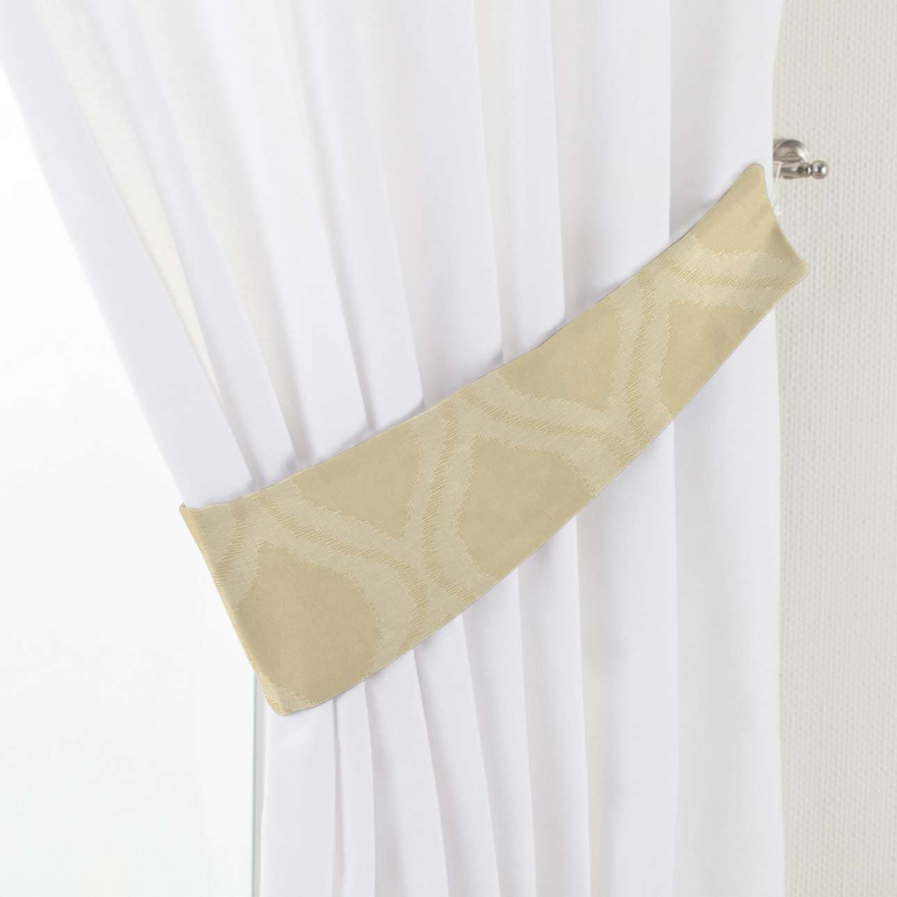 Úchyt Victoria, 1ks V kolekcii Damasco, tkanina: 142-53