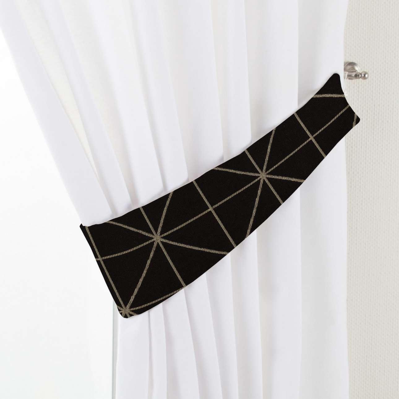 Podwiązka Victoria w kolekcji Black & White, tkanina: 142-55