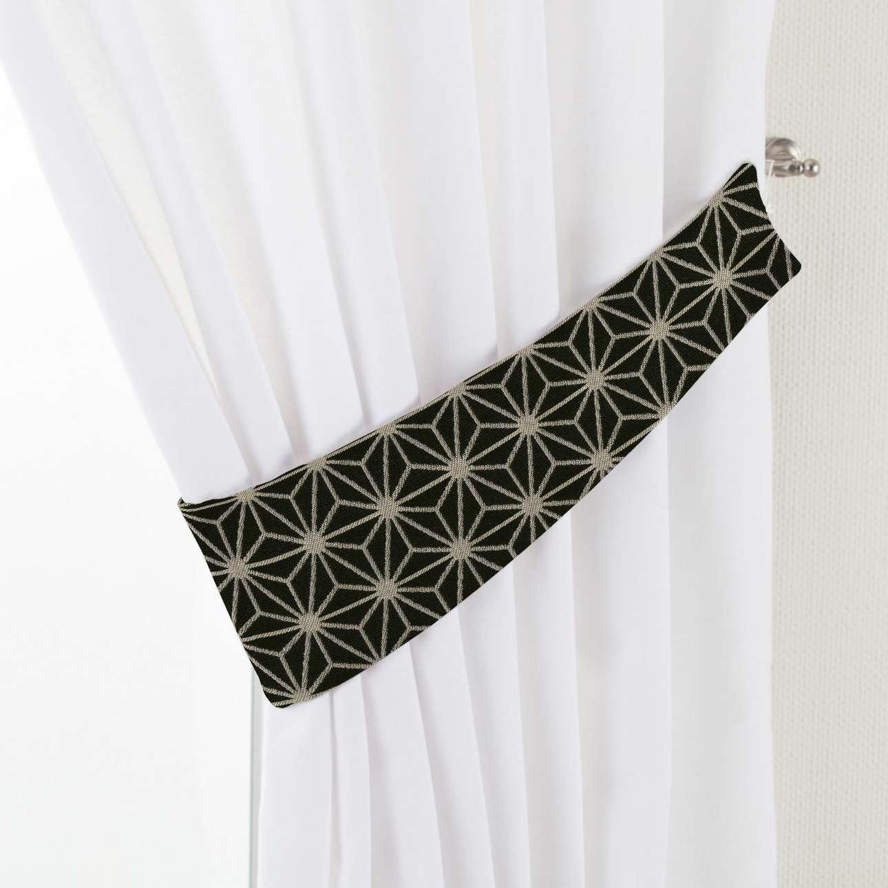 Podwiązka Victoria w kolekcji Black & White, tkanina: 142-56