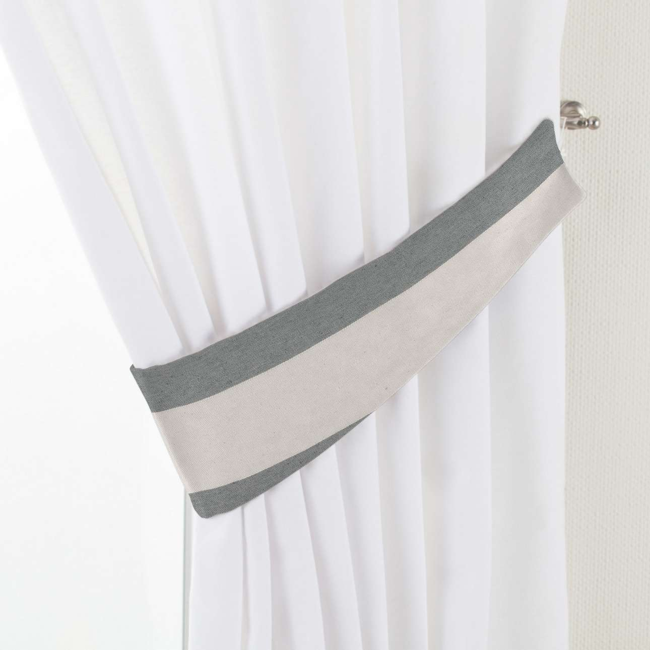 Podwiązka Victoria w kolekcji Quadro, tkanina: 142-71